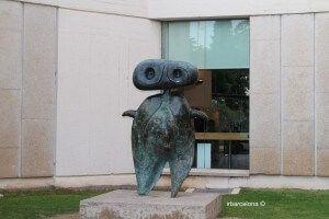 Fundación Miró Barcelona
