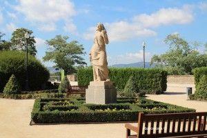 Jardines de Miramar de Barcelona