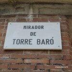 mirador de Torre Baró