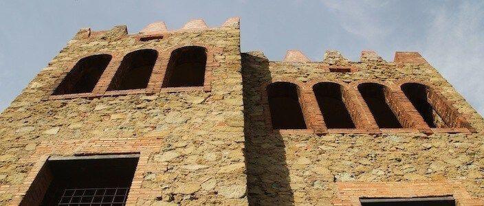 La mal llamada Torre Baró en Collserola, historia del futuro mirador de moda