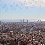 vistas mirador Torre Baró