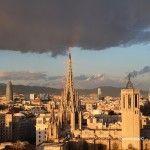 arcoiris Catedral Barcelona