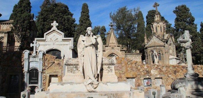 conjunt monumental Cementiri de Montjuïc