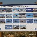 panel aviones visibles