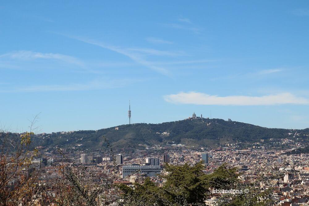 vistas Sierra de Collserola