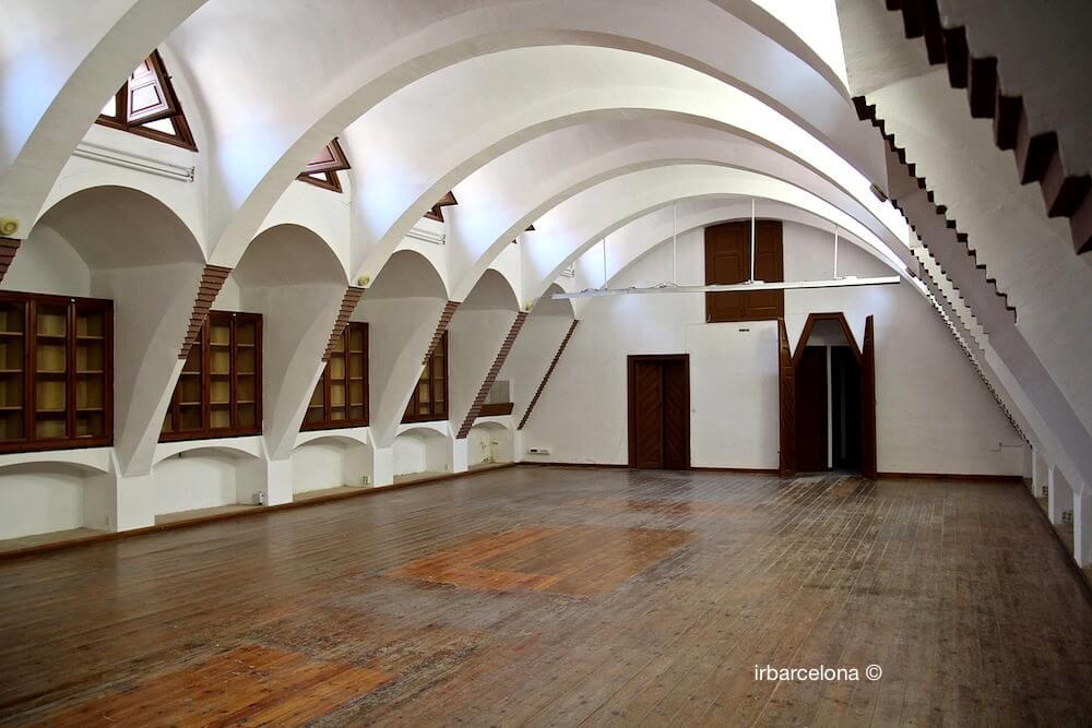 stables Finca Güell
