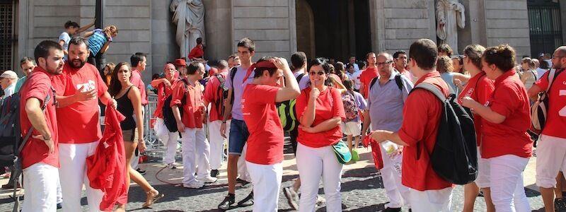 Castellers Mercè 2014