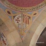 escudo pabellón Administración Sant Pau