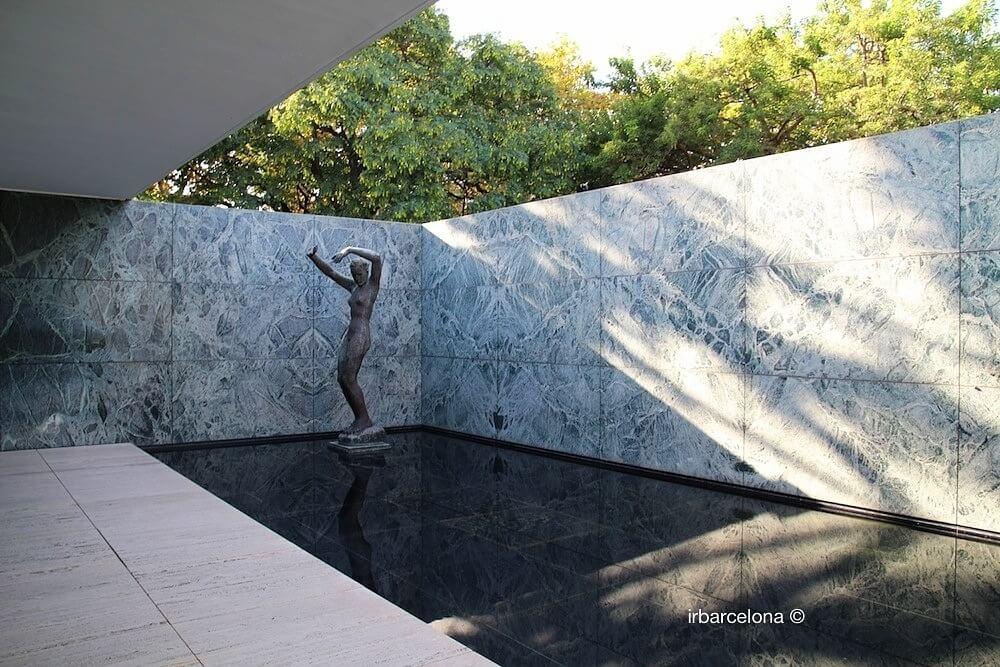 scultura 'Il Mattino' George Kolbe
