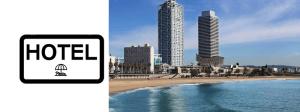 Hotel beach Barcelona