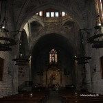 interior iglesia Santa Ana
