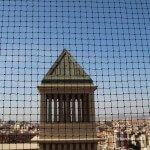 parte superior Torre Veneciana
