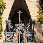 puerta entrada Colegio Teresianas