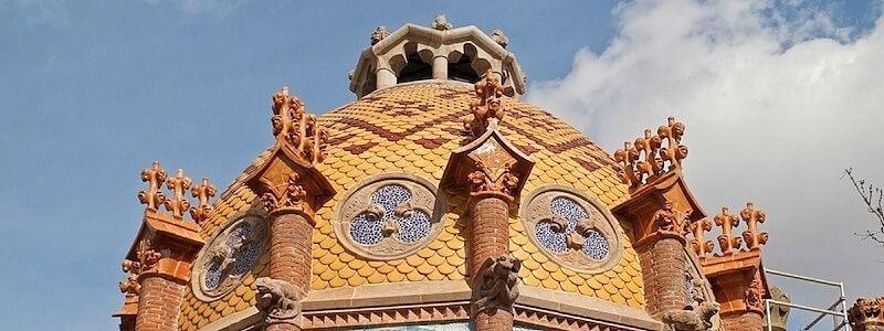 Recinto Modernista Santa Creu i Sant Pau