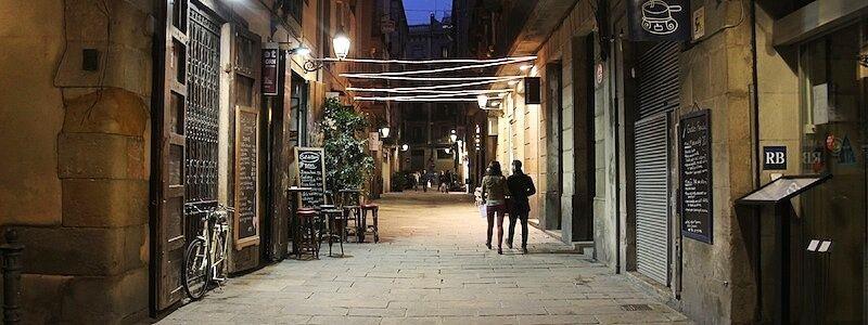 calles El Born