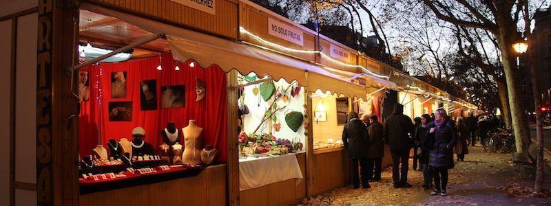 Feria de Reyes Gran Via Barcelona