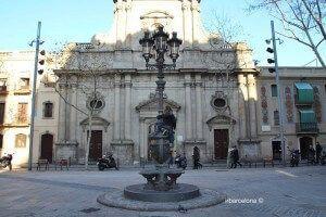 Iglesia Sant Miquel Barceloneta