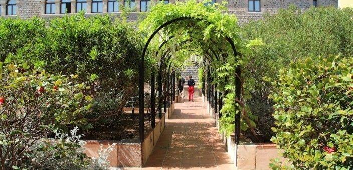 Casa de Convalecencia y Jardines Mercè Rodoreda