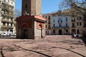 Plaça de la Vila de Gràcia (Platz)