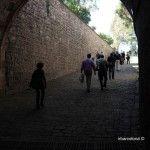 rampa acceso Jardines Baluard