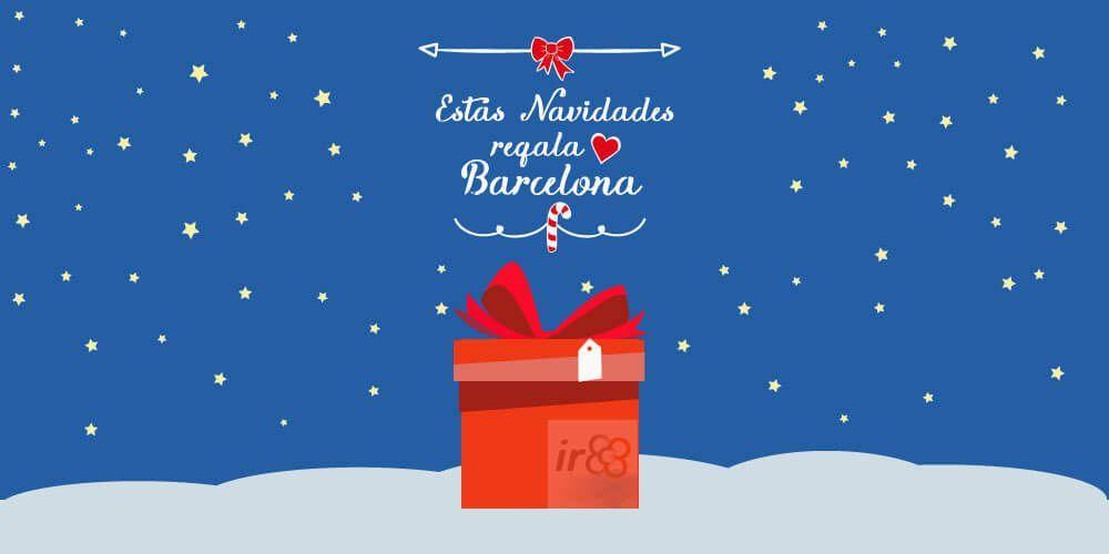 Regalos Navidad Barcelona