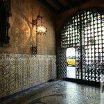 entrada Palacio Barón de Quadra