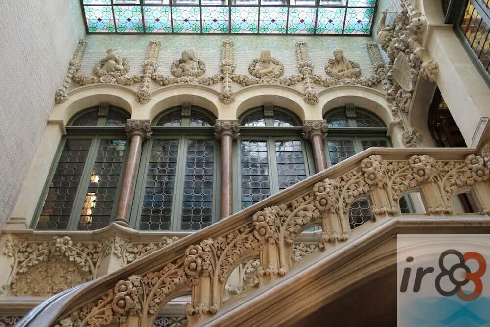 entradas Palacio Barón de Quadras