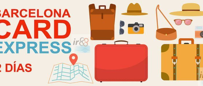 Barcelona Card Express 2 días