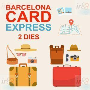Barcelone Card