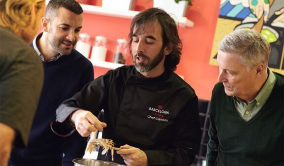 taller de cocina española