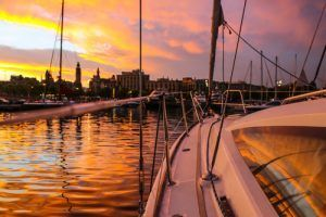 Sunset Sailing Barcelona