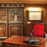 despacho y armario Convento Santa Caterina