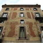 fachada Casa de la Seda
