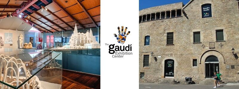 The Gaudí Exhibition Center y Museo Diocesano