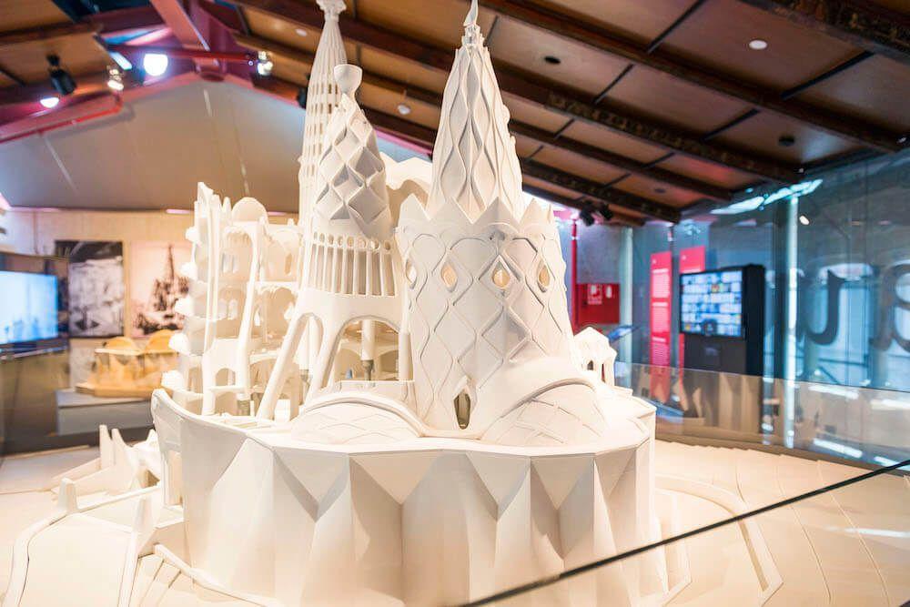 entradas Gaudí Exhibition Center
