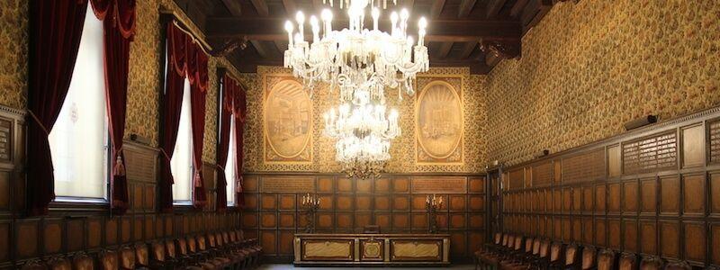 salón Gremial Casa de la Seda