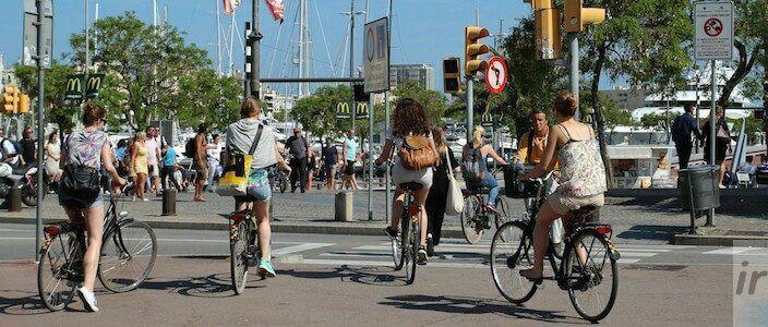 Tour bicicleta Barcelona