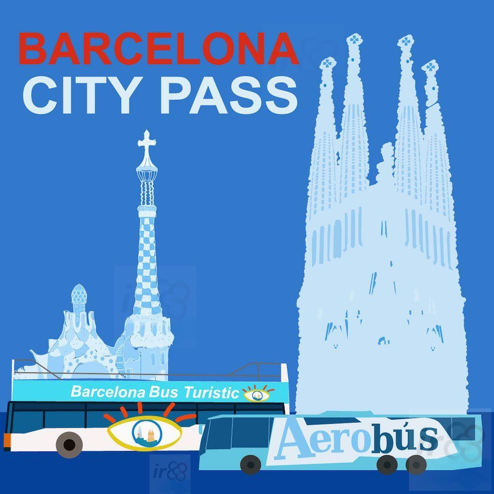 City Pass Barcelone