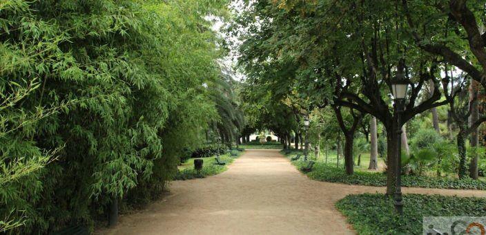 Parque y jardines de Pedralbes