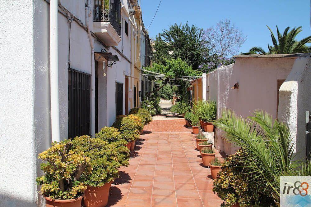 Calle de Aiguafreda Horta