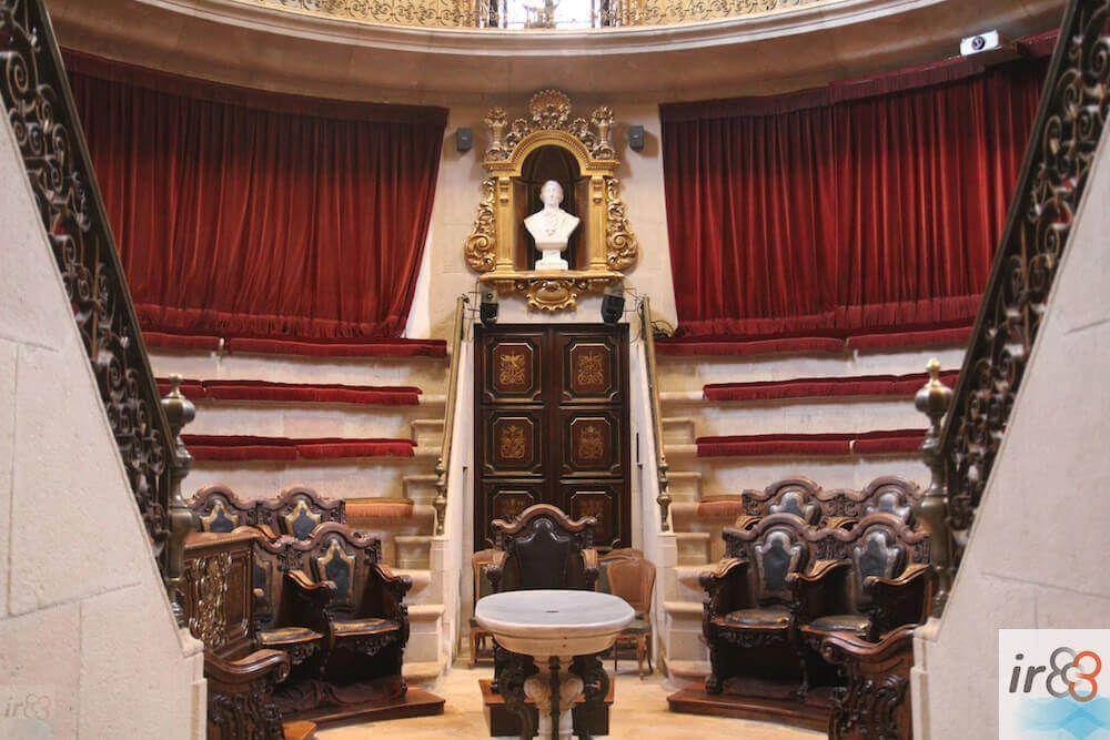 Anfiteatro Anatómico Barcelona