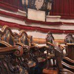 asientos Anfiteatro Anatómico Barcelona