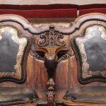 detalles asientos Anfiteatro Anatómico