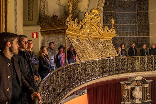 Visita guiada Real Academia Medicina Catalunya