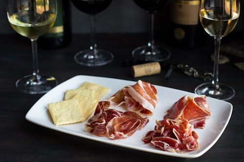 maridaje vinos jamones ibéricos Bodegas Torres