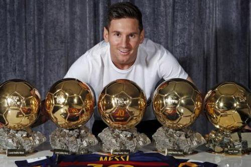 Leo Messi Camp Nou Tour