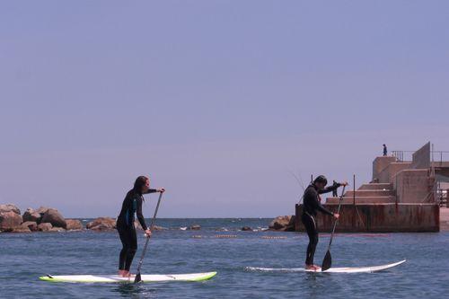 Paddel Surf y Kayak