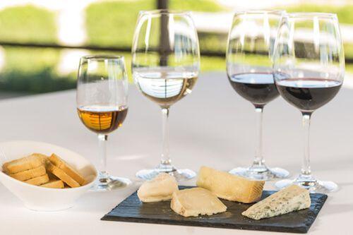 maridaje vinos quesos Bodegas Torres
