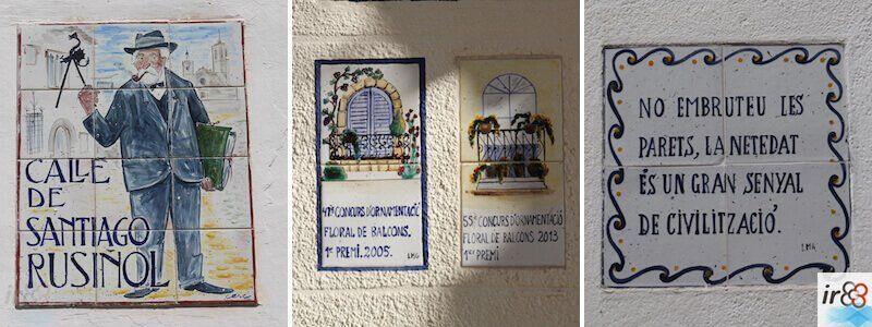 Arte de la Mayólica en Sitges