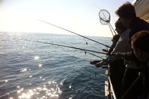 Pesca deportiva Barcelona